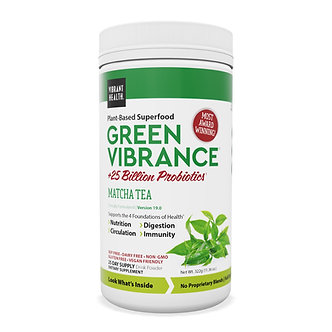 Green Vibrance Matcha Tea