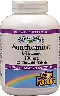 Natural Factors Stress Relax Suntheanine