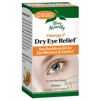 Omega 7 Dry Eye Relief