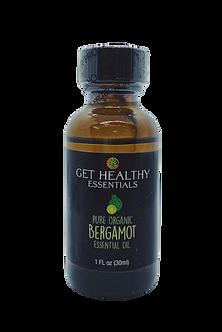 Get Healthy Bergamont Essential Oil