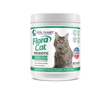 Flora Cat 20 Billion Probiotic Powder