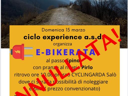 E-BIKERATA SPINO ANNULLATA