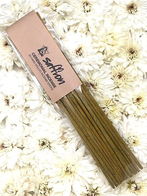 Saffron Ceremonial Incense
