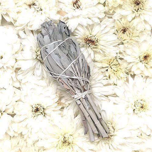 White Sage Ceremonial Incense