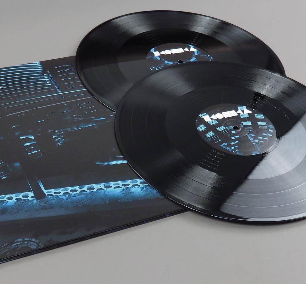 Front Cover + Vinyl