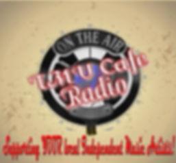 TMV Cafe Radio Logo