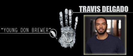 Travis Delgado - Young Don Brewer