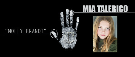 Mia Talerico - 'Molly Brandt'