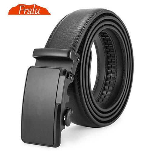 Male Automatic Buckle Belts for Men Authentic Girdle Trend Men's Belts Ceinture
