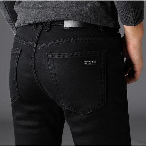 2021 Men Classic Jeans Jean Homme