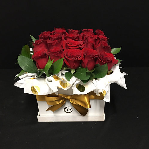 EXCITING Roses Box