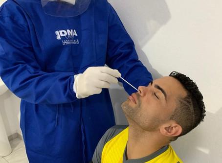 DNA Center é habilitado pela CBF no RN para fazer testes de Covid-19 em clubes de futebol
