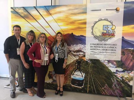 DNA Center participa do 53º Congresso de Patologia Clínica no Rio de Janeiro