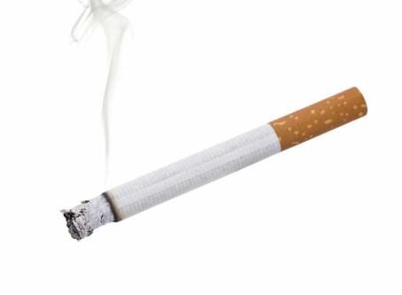 Fumar um maço de cigarro por dia causa 150 mutações por ano em células do pulmão