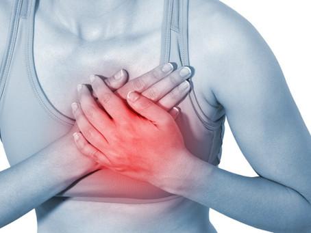 6 tipos de dor no peito que não devem ser ignorados