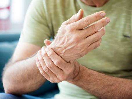 O que causa formigamento no braço ou na perna?