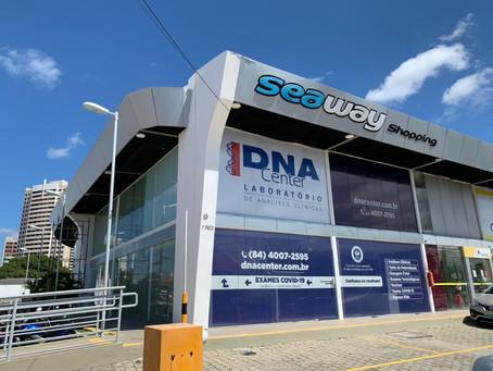 DNA Center leva serviços para zona sul da capital, com nova unidade no Shopping SeaWay