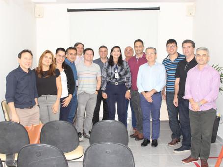 DNA Center formaliza parceria com a Clínica de Urologia de Natal (CLIUN)