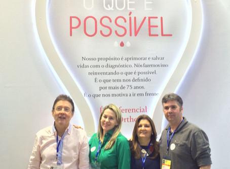 DNA Center participa do 50º Congresso Brasileiro de Patologia  Clínica no Rio de Janeiro