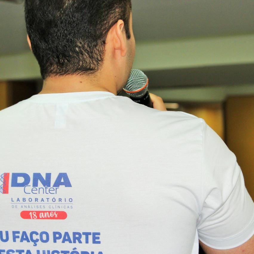 Convenção DNA Center - 18 anos