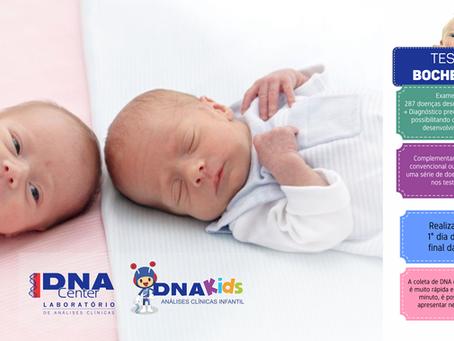 O novo teste da bochechinha para recém-nascidos: quando ele é útil?