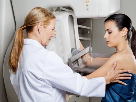 Mamografia que não aperta e sem radiação está em testes