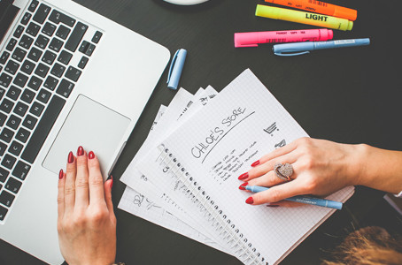 8 Pequenos hábitos para melhorar a produtividade e o trabalho