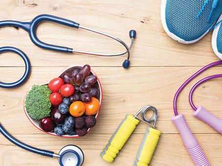 8 nutrientes para um coração saudável
