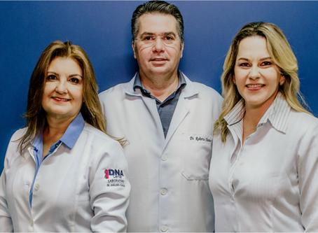 DNA Center firma parceria com Liga Contra o Câncer