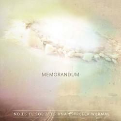 Memorandum'No es una estrella normal
