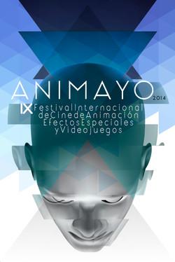 Cartel Animayo 2014