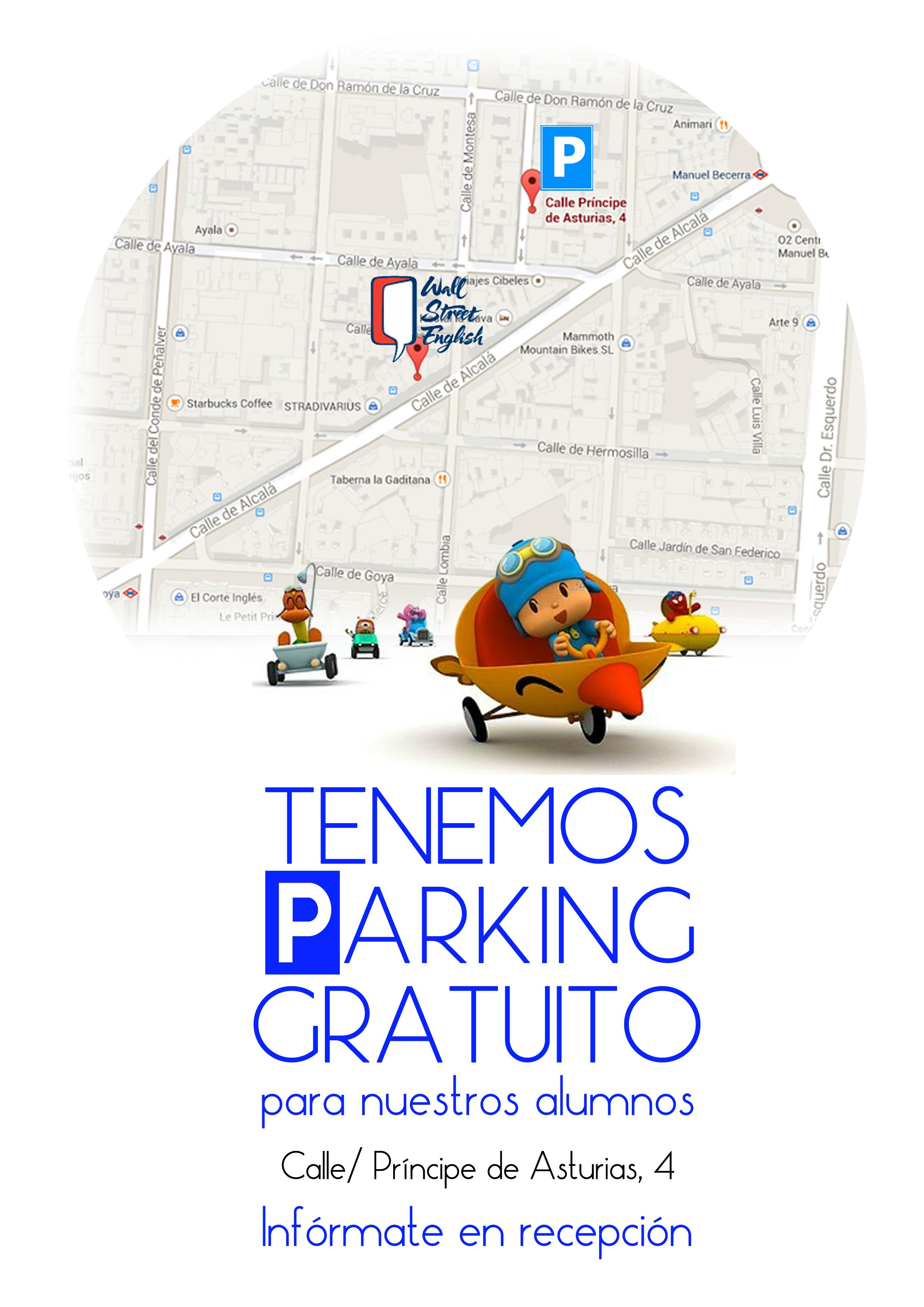 cartel A4 información