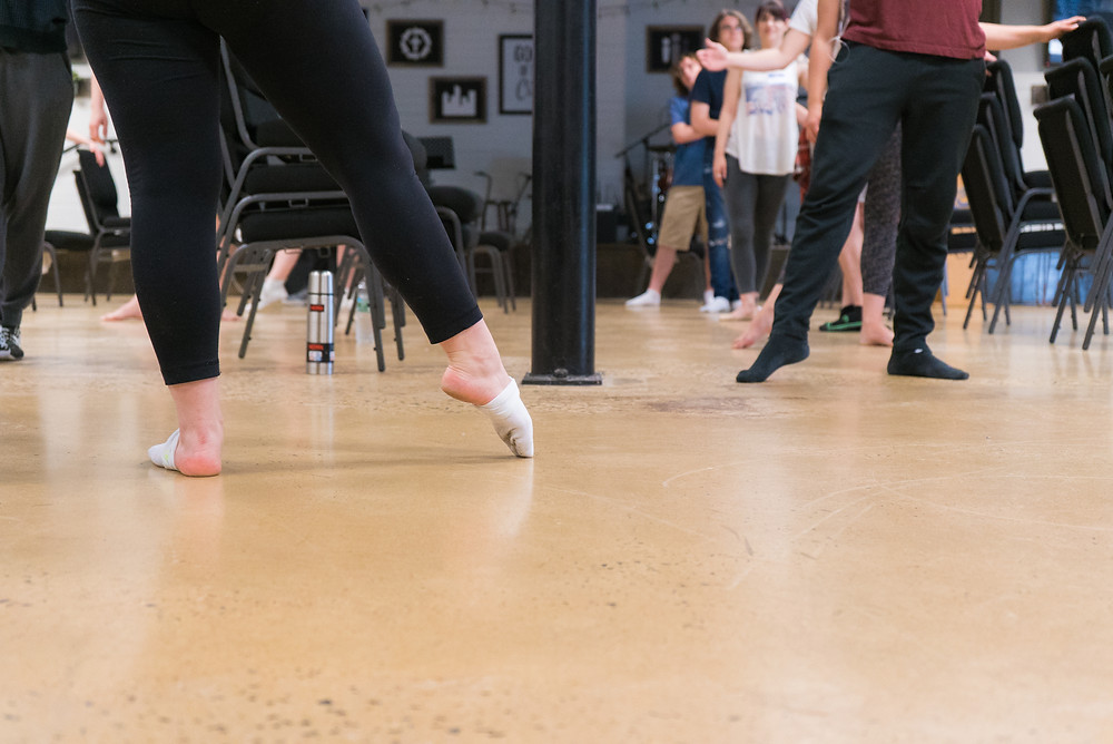 Dance, choreography, movement, tips