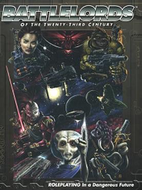 Battlelords of the Twenty-Third Century, 6th Edition (PDF)