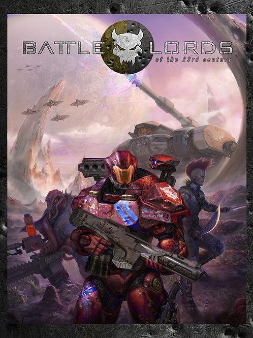 Battlelords of the 23rd Century, KICKSTARTER EDITION! (PDF)