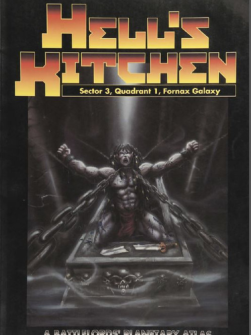 Hell's Kitchen (For 6th Edition) (PDF) SCANNED COPY