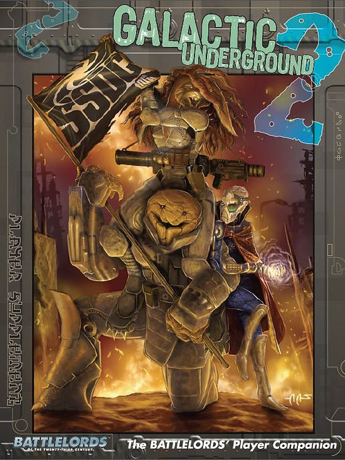 Galactic Underground 2 (For 6th Edition) (PDF)