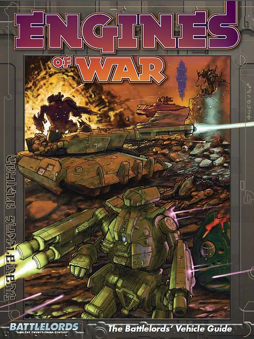 Engines of War (for 6th Edition) (PDF)
