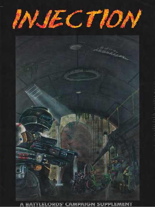 Injection (For 6th Edition) (PDF) SCANNED COPY