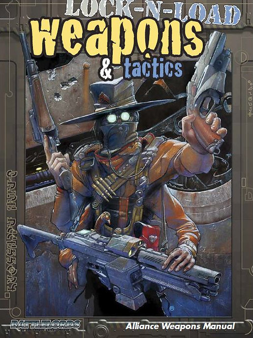 Lock 'N' Load: Weapons & Tactics (For 6th Edition) (PDF)