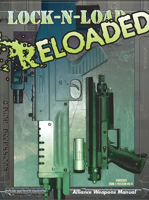 Lock 'N' Load: Reloaded (For 6th Edition) (PDF)