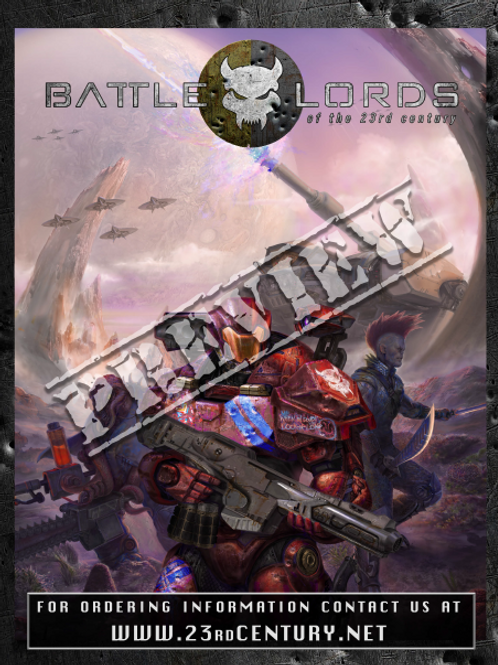 Battlelords of the 23rd Century, FREE PREVIEW (PDF)