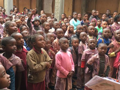 Un été à Yaoundé