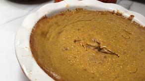 Keto & Vegan Pumpkin Pie