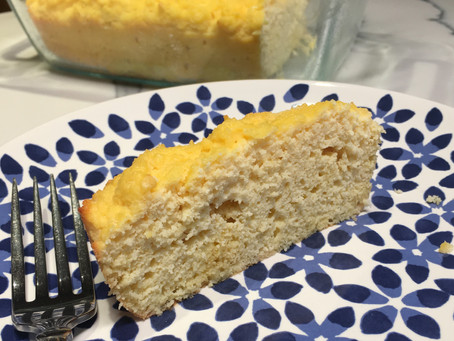 Keto Organic Lemon Pound Cake