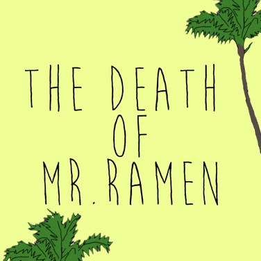 Nafets 'The Death of Mr. Ramen' Campaign