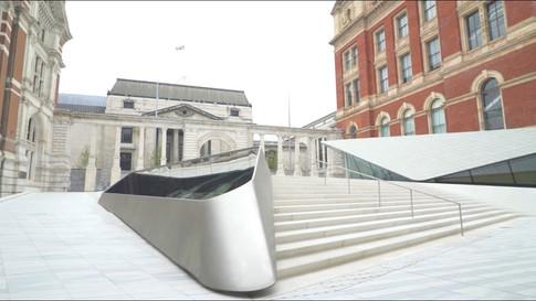 London's V&A opens its £55m Exhibition Road Quarter