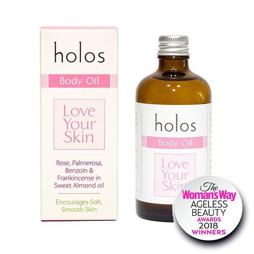 Love your skin Körperöl / Holos