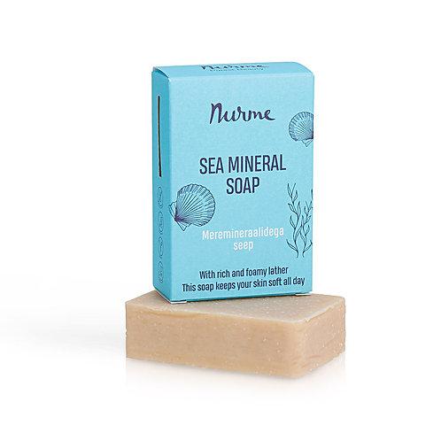Meeresmineral-Naturseife / Nurme