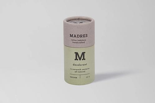 Deodorant Vetiver - Deostick / Madres